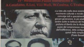 A Marsala il 22simo anniversario della strage di via D'Amelio