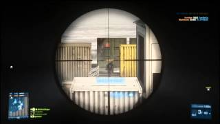 Battlefield 3 Noshahr Canals Team DM Expert Sniper on M98b 87-16