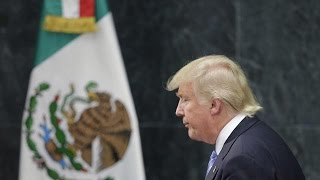 Mexikaner beunruhigt: Grenzmauer, Massenabschiebungen, Zölle