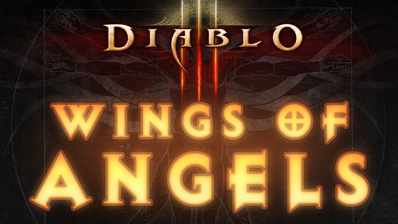 How Blizzard Made Those Gorgeous Angel Wings In Diablo III