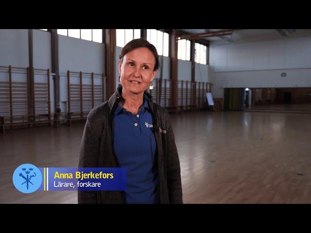 הגיית וידאו של Världsklass בשנת השבדי