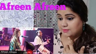 Indian Reaction  Afreen Afreen || Rahat Fateh Ali Khan & Momina || Episode 2 ||Coke Studio Season 9