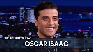Oscar Isaac Calls Tiffany Haddish Sexy Jesus | The Tonight Show Starring Jimmy Fallon
