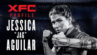 "XFC Fighter Profile – Jessica ""Jag"" Aguilar"