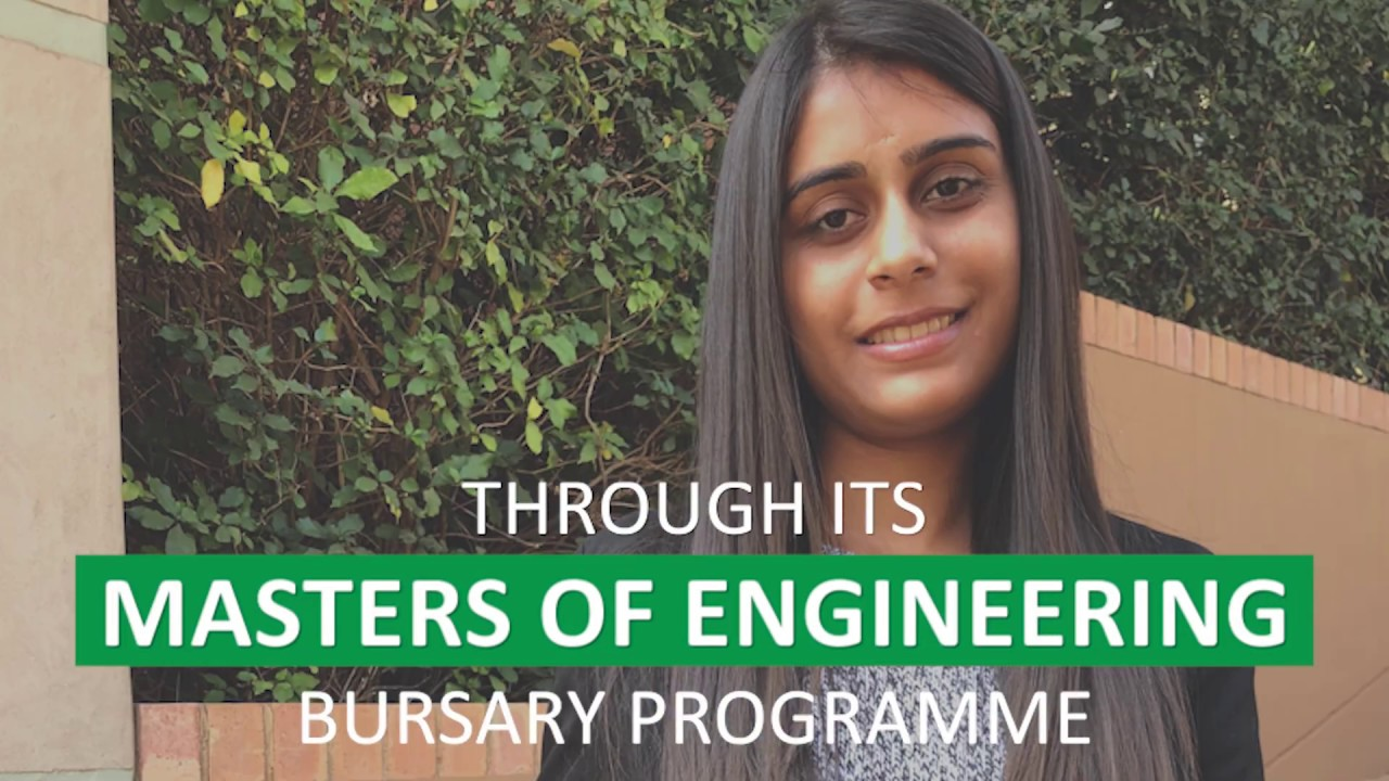 Go Beyond with PAMSA's Masters of Engineering bursary programme