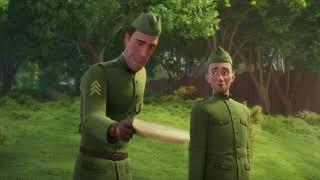 Sgt. Stubby: An American Hero - Trailer   Kholo.pk