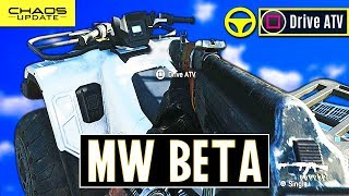 Modern Warfare BETA....
