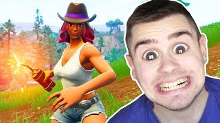 NOOB Gewinnt WILDWEST In Fortnite ..