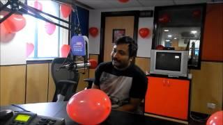Actor Bobby Simha as Radio City Love Guru   RadioCity 91.1 FM