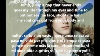 Porta - Nota de Suicidio letra Inglés y Español