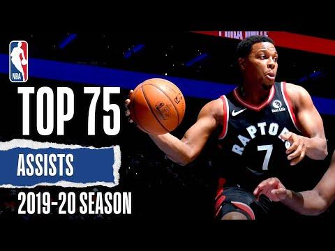 Top 75 Assists | 2019-20 NBA Season