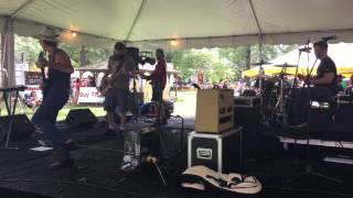 Summer Flashback: War Panties Rocks St. Joes!