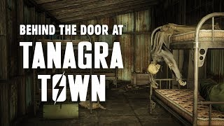 Behind the Door at Tanagra Town - Special Fallout 76 Live Stream with Oxhorn
