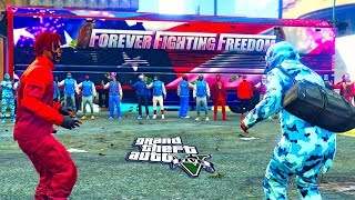 WHO WILL WIN? BLOODS VS CRIPS (GTA 5 ONLINE)