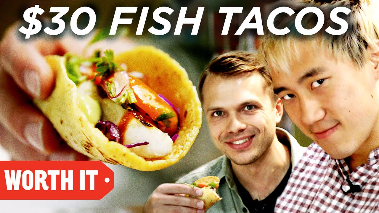 $3.50 Fish Tacos Vs. $30 Fish Tacos thumbnail