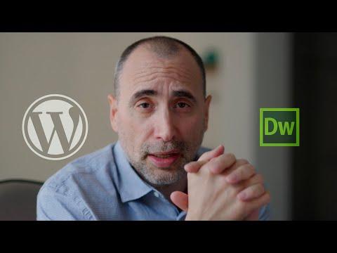 Wordpress vs Dreamweaver in 2021