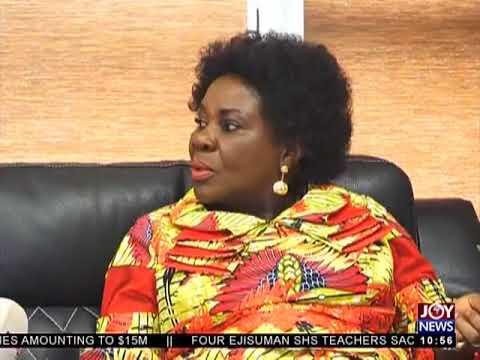 Cedi Stability - Business Desk on JoyNews (6-7-18)