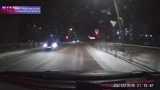 Женщина едет на красный, дтп, Иваново