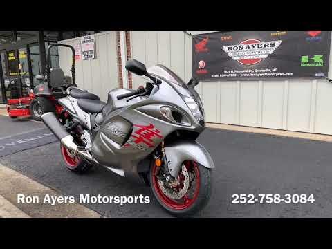 2019 Suzuki Hayabusa in Greenville, North Carolina - Video 1