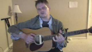 All The Heavens - Third Day  Played/ Sung by Jeremy Van Engen(Cover)