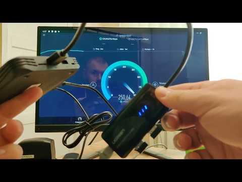 Стрим живой тест адаптера UGREEN 20265 ссылка в описании