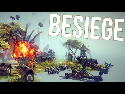 Gameplay de Besiege