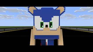 Sonic Movie Trailer But I Animated It With Mine Imator