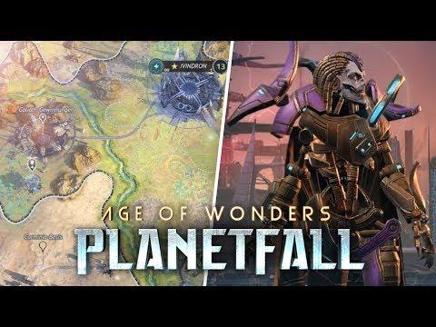 Die Cyborg-Armee! - Age of Wonders: Planetfall