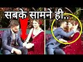 Emotional Virat Kohli Kisses Anushka Sharma // Wedding