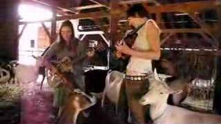 The Ditty Bops @ Redwood Hills Goat Farm: Walk Or Ride