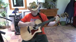 1233 -  Everybody Knows -  Dixie Chicks cover with lyrics and chords