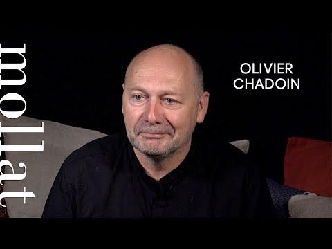 Olivier Chadoin - Sociologie de l'architecture et des architectes