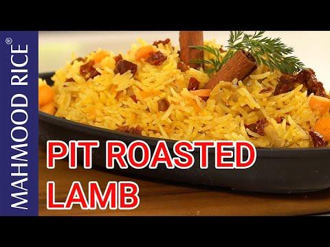 Pit Roasted Lamb