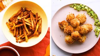 3 Delicious Air Fryer Appetizers You Can Make at Home! So Yummy
