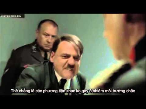 [Chế] Hitler lên tiếng về vụ cấm xe máy