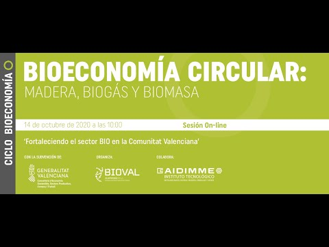 Webinar | Ciclo Bioeconomía Circular: Madera, Biogás y Biomasa[;;;][;;;]