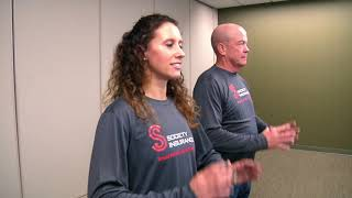 Stretching Tutorial: How to Prevent Muscle Strain Injuries in the Workplace | Society