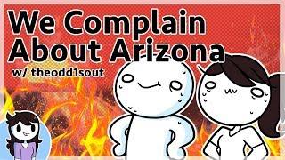 theodd1sout и Я Жалуемся На Аризону   theodd1sout and I Complain About Arizona  [JaidenAnimations]