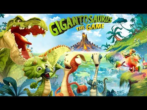 Игра для PS4 Gigantosaurus: The Game [русская версия]