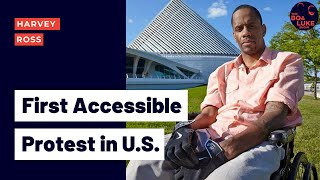 Harvey Ross - Leader & Community Activist For The Disabled (Season 2, Ep. 4)