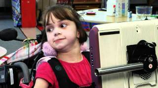 Meet Lianna - Assistive Technology and Cerebral Palsy