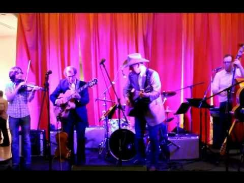 Wildcat Playboys   live at the Blanton   Take me back to tulsa