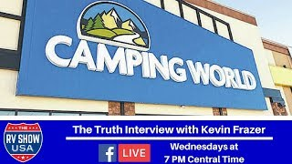Camping World Exposed on The RV Show USA