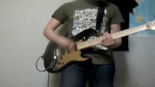 【フィーダー】Feeder - Insomnia guitar cover【インソムニア】