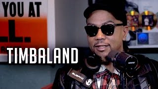 Hot 97 - Timbaland Says No More Producers Anymore, Calls Drake The King + Greatest Artists He Worked With!