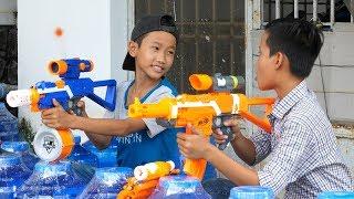 NERF WAR: SPINER SHOT