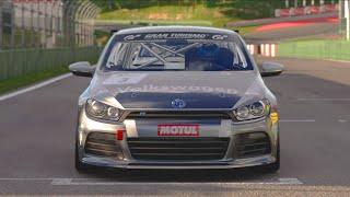 Gran Turismo SPORT Online Race   VW Scirocco Gr.4 @ Maggiore