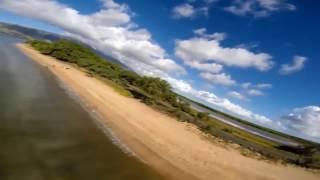 Drones Crash in the Sea. Underwater Life. Compilation.