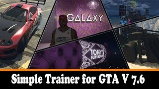 Simple Trainer for GTA V - GTA5-Mods com