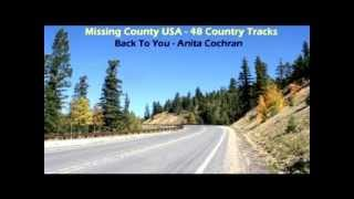 Anita Cochran - Back To You (1997)